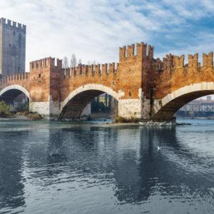 il ponte di castelvecchio di verona